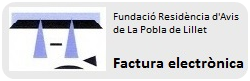 Factura electrònica Fundació Residència d'Avis