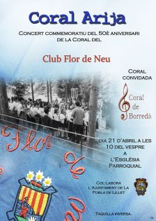 Concert Coral Arija